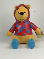 """Winnie The Pooh plush toy with Tag 12"""" (A12)"""