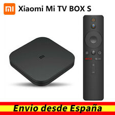 Xiaomi Mi TV Box S 4K WiFi 2+8GB HDR Android 8.1 Media Player Global Version NEW