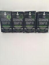 Grandpa's Soap Pine Tar 4.25 oz (Pack of 4) Pack of 4