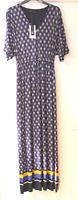 Ladies M&S Twiggy Size 6 Maxi Dress RRP £55