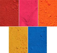 Bath Bomb Colorant - Red Pink Orange Yellow Blue - No ring around tub