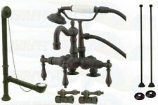 New Clawfoot Tub Faucet Oil Rubbed Bronze  CCK13T5