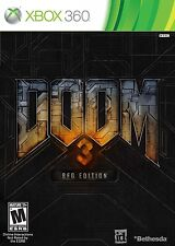 Doom 3 BFG Edition [Xbox 360 XB360, Includes Doom & Doom II, Action FPS] NEW