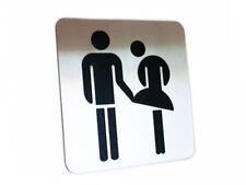 Toilet Symbol Door Sign Restroom Unisex Bathroom Funny