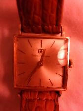Mechanical (Hand-winding) Solid Gold Band Analogue Watches