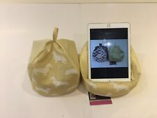 Dash hound - iPad tablet cushion Beanbag stand holder fits tablets kindle books
