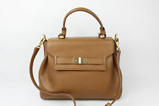 Sac LANCASTER Paris Cuir Marron TBE