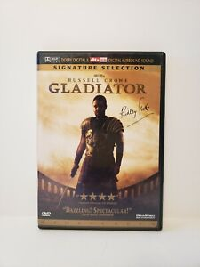 Russell Crowe ~ Gladiator ~ Widescreen Dvd Action & Adventure Ridley Scott