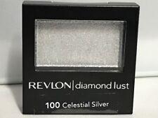 Revlon Luxurious Diamond Lust Eye Shadow - # 100 Celestial Silver (Single)