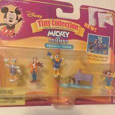 Disney Mickey Mouse Daisy Duck Goofy Tiny Collection Doll Bluebird Polly Pocket