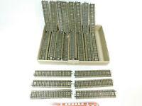 BF706-3# 44x Märklin H0/00/AC Gleis M-Gleis für 3600/800/Mittelleiter 2. Wahl