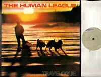 THE HUMAN LEAGUE travelogue LP EX+/EX- V 2160, vinyl, album, uk, 1980, synth pop