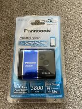 Panasonic Portable Quick Power Charger