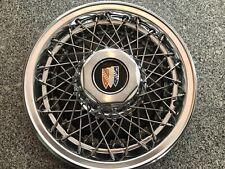 Buick LeSabre, Park Ave, Regal ; hubcap 1989-1992 -Excellent  New Condition PAIR