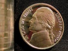 1990-S San Francisco Mint Jefferson Nickel Proof