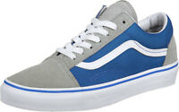 Scarpe donna VANS old skool french blue/true white