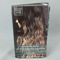 Kristin ESS Signature Hair Gloss Smoky Topaz In Shower Toning Gloss NEW