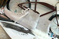 Converse Chuck Tylor AS HI Laser LA Leather Men's Sneakers 156455C US11.5  NEW