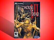 THE HOUSE OF THE DEAD III PC NUOVO! VERSIONE ITALIANA!