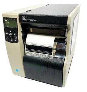 Zebra 170xi4 170-801-00000 Thermal Transfer Barcode Label Printer Network 300dpi