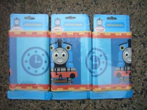 LOT OF 3 ~ THOMAS THE TRAIN SELF STICK BORDER ( NEW ) 15 TOTAL YARDS ~ ALL SEALD