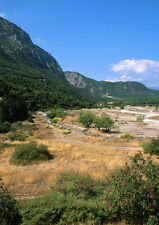 Art print POSTER / CANVAS Ancient Battlefield of Thermopylae