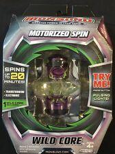 Monsuno Wild Core Wave 3 Wild Poison Rush Electronic Toy New 2012 Jakks Pacific
