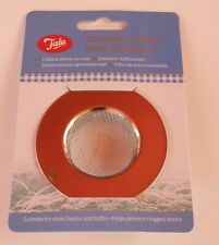 TALA STAINLESS STEEL SINK BATH PLUG HOLE STRAINER DRAINER BASIN HAIR TRAP COVER