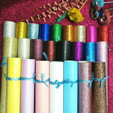 4/9m Roll Luxurious Glitter Wrapping Paper Wedding Festival Metallic Gift Wrap