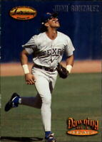 1993 Ted Williams BB Card #s 1-160 +Inserts (A3115) - You Pick - 10+ FREE SHIP