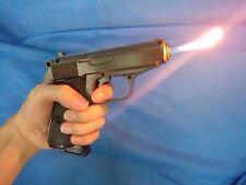 Pistol Lighter costume james bond cosplay 007 gun ppk walther Polizei pistole