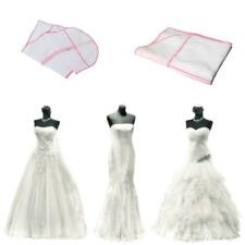1pc Wedding Dress Storage Bag Gown Dust of Cover Fabric Long 180* 60cm  ; best~
