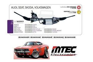 Scatola guida elettrica servosterzo Audi A3 - WV Touran dal 2009 >
