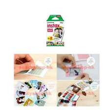 2 Packs Fujifilm instax Mini Film,20 Fuji instant photos 7s 8 90 Polaroid 300