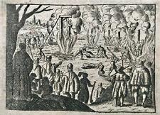 HUGENOTTEN VERFOLGUNG 1520 HEINRICH TURNIER HUGUENOTS HENRI GUERRES DE RELIGION