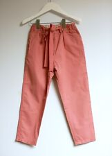 NEW Bonpoint 4T Jeans pants gorgeous color Liberty Lining French Luxury Design