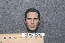 Hottoys 1/6 Scale BATMAN Bale Bruce Wayne Head Sculpt Action Figure Accessories