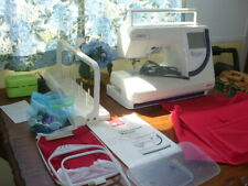 Set of 4 Hoops Bernina Dec 330 340 Elna 8200 8300 8600 820 Embroidery Machine