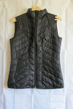 TEK GEAR Nylon Women's Quilted Lightweight Vest Jacket Size S Small