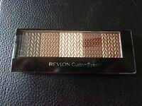 Revlon Custom Eyes Shadow & Liner - NATURALLY GLAMOROUS  #020 - Brand New/Sealed