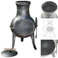 More details for la hacienda panama chimenea burner fire pit patio heater garden log burner