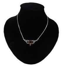 Chain Natural Amber Fine Necklaces & Pendants