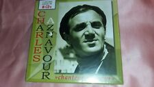 charles aznavour-8 cd`s (11 albums)nuevo-voir photos