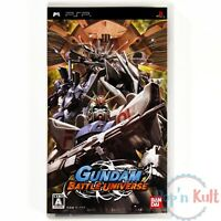 Jeu Gundam Battle Universe [JAP] PlayStation Portable / PSP NEUF sous Blister