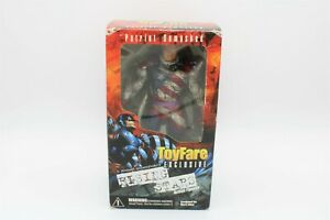 """New Toyfare Exclusive Rising Stars PATRIOT UNMASKED 6"""" Action Figure NIB"""