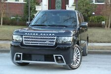 2011 Land Rover Range Rover Supercharged 4x4 4dr SUV