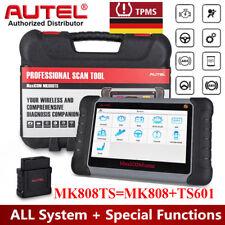 Autel MaxiCom MK808TS Diagnosegerät OBD2 Scanner Autofehler Fehlerauslesegerät