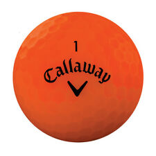 12 Callaway Orange Mix AAAA/Near Mint Grade Golf Balls *Free Tees!*