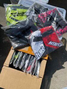 Lot1 de 15 pantalons  motocross / enduro / VTT / BMX