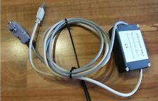 USB Catcable MX14 für Kenwood RS232, Cat Kabel für den Kenwood 480